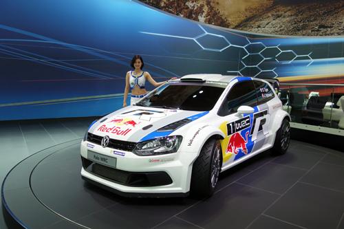 『Polo R WRC』