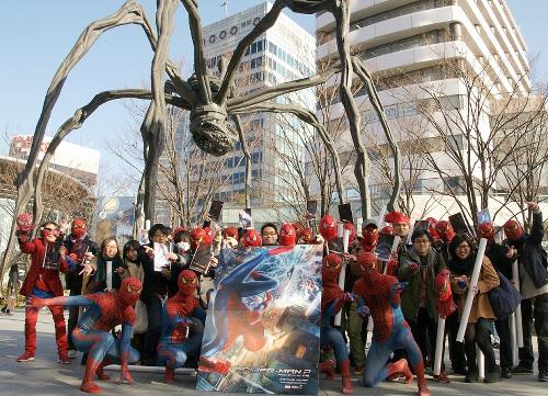 1.24『アメイジング・スパイダーマン2』イベント1
