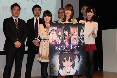 selector infected WIXOSS集合写真
