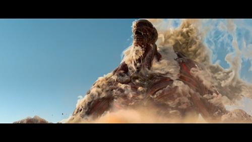 実写版巨人が初披露となる『進撃の巨人』×スバル『フォレスター』CMがオンエア 『FORESTER LIVE』の映像が使われていたことが判明
