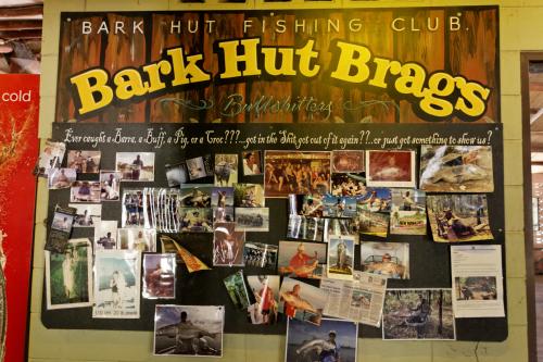 Bark Hut Inn
