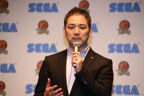 SEGA新井プロデューサー