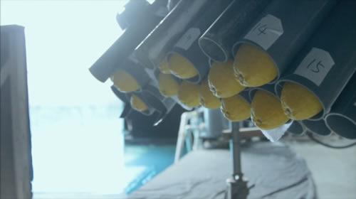 レモン砲で射出