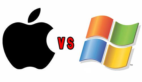 OS XとWindows