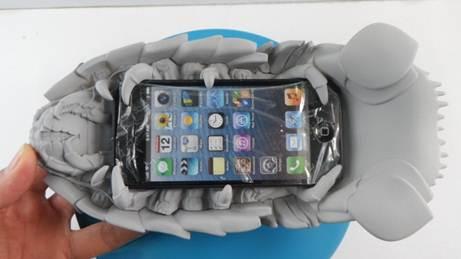 超リアル1号たんiPhoneケース