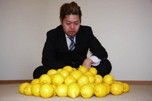 レモン100個