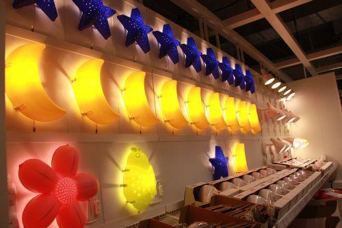 IKEAかわいい照明