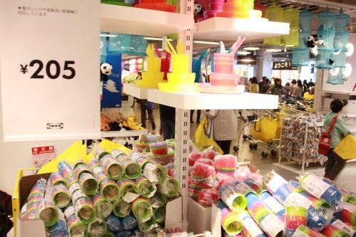IKEAマーケットホール