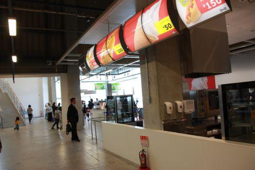 IKEA立川ビストロ