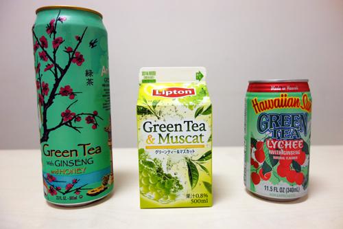 """海外で人気の""""緑茶飲料""""を飲み比べ 日本の緑茶となんか違う?"""