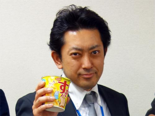 丸山浩司氏