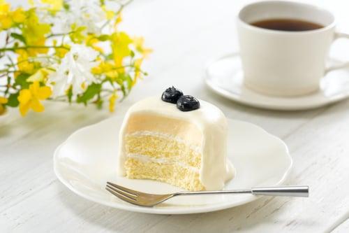 ピュアーチーズケーキ