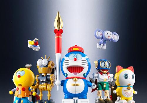 6 Robots and 3 Mecha(全ロボ&メカ集合)