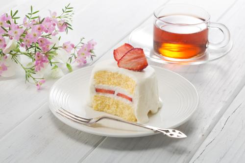 ピュアーショートケーキ