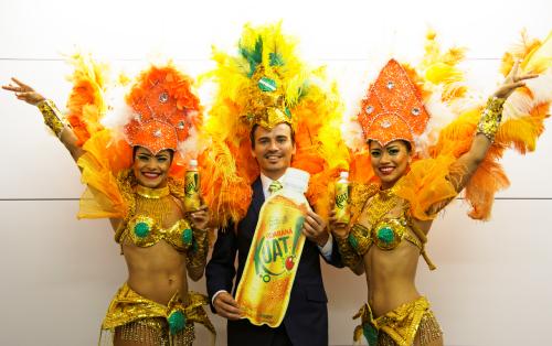 ブラジルの人たち