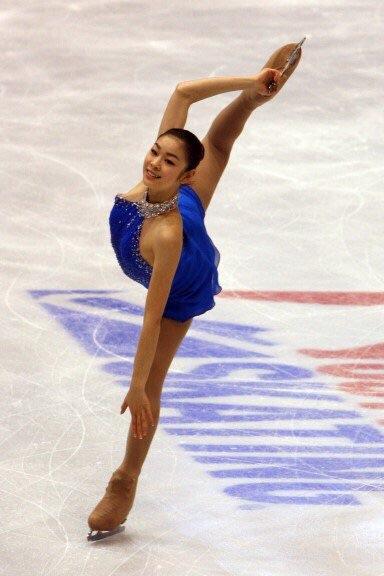 キムヨナ選手