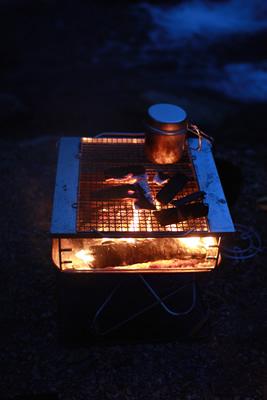 スノーピーク焚き火台L