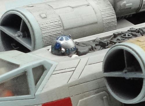 R2もいます
