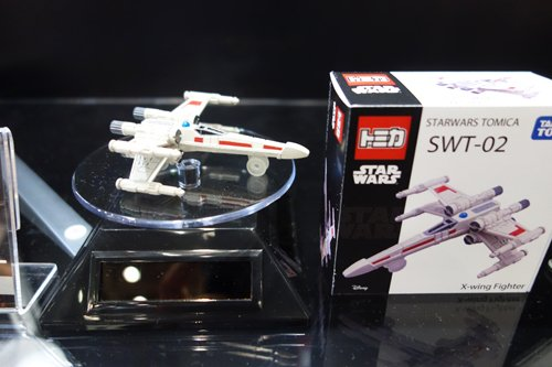 『スター・ウォーズ トミカ SWT-02 X-ウィング・ファイター』