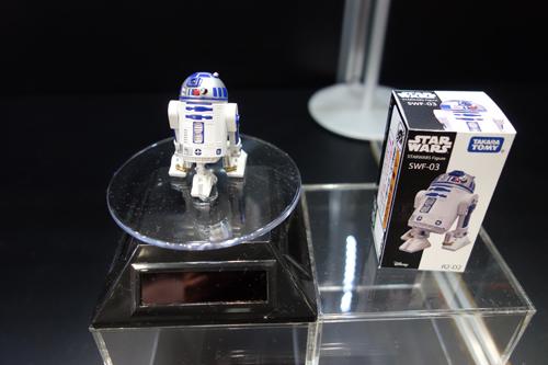 『スター・ウォーズ ダイキャストフィギュア(仮) SWF-03 R2-D2』