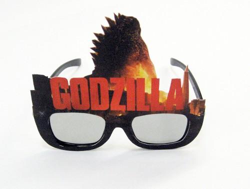 Godzilla Mask #1