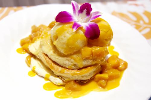 ハワイアンパンケーキ1