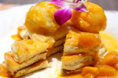 ハワイアンパンケーキ2