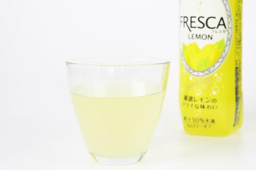 フレスカレモンとコップ2