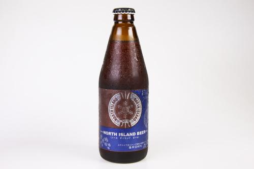 ブラウンエール 瓶