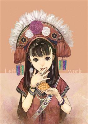 世界中が注目!美少女イラストで有名な横浜出身イラストレーター「左さん」を徹底解剖!