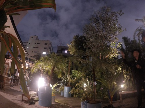 夜間撮影モード