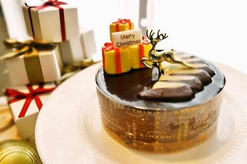 クリスマスショコラキャラメル