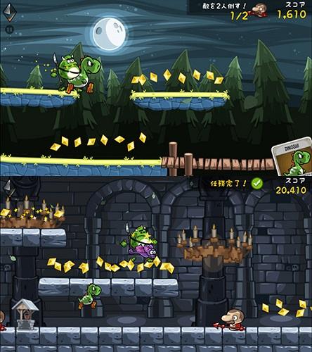 【アプリ】モンスターが主人公のアクションゲーム『MONSU』 『Angry Birds』開発者達の作品