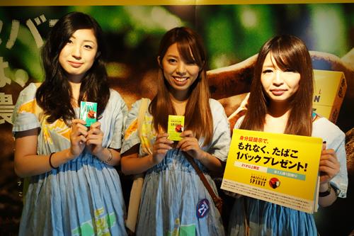 """渋谷の不思議な喫煙所""""アメスピ ハウス""""が期間限定で復活! 今度は6銘柄をそろえて体験可能に"""