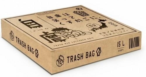 全国都道府県×鷹の爪 53週自虐ゴミ袋カレンダーパッケージ02
