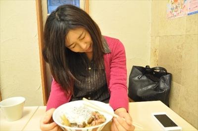メガ盛りVS髪盛り!? 藤沢にある超有名店「上州屋」でメガ盛りメニューを食す!