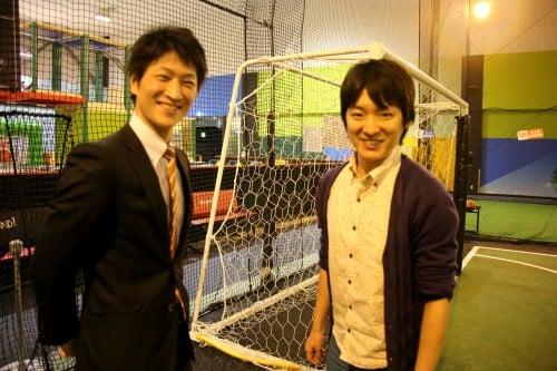 中島さんと澤田さん
