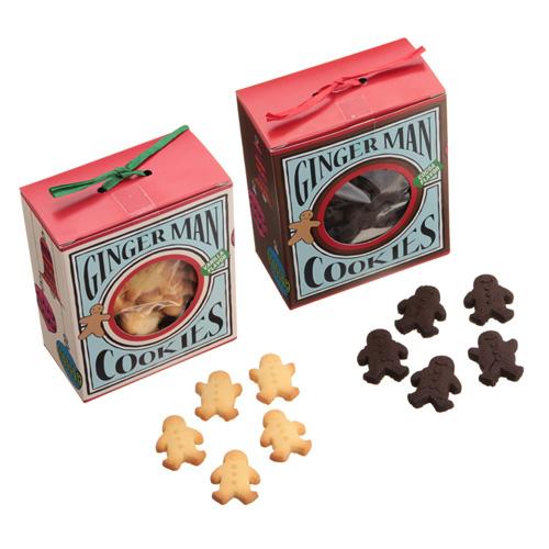 4.ジンジャーマンクッキー