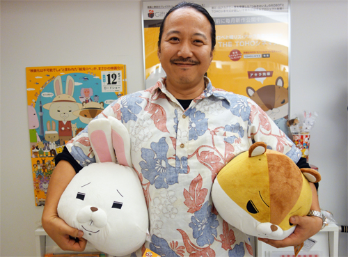 人気アニメ『紙兎ロペ』を福岡で制作する青池良輔監督に聞く 福岡のクイリエイティブシーンがアツいってホント?