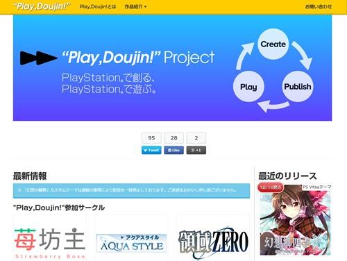 Play, Doujin!
