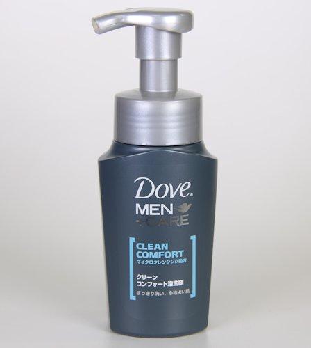 Dove MEN+CARE クリーンコンフォート 泡洗顔料 130ml オープン価格/ユニリーバ
