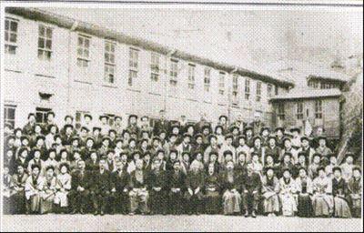横浜初の女子校! 横浜出身の大...