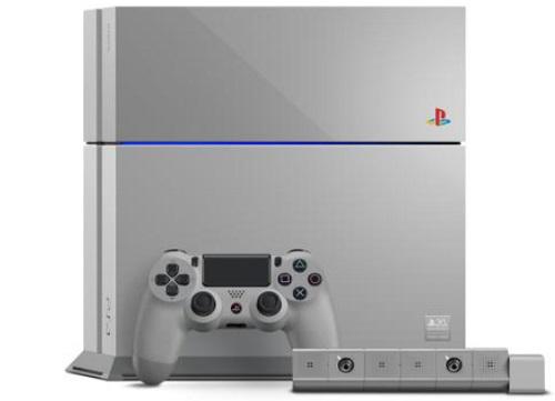 PSファンの落札価格を大胆予想! 『PlayStation 4 20周年アニバーサリーエディション』シリアルナンバー「00001」のメモリアルオークション開催へ