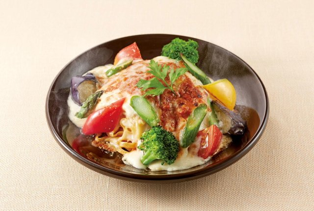 【ジョナサン】野菜と生パスタのラザニア仕立て㈰s