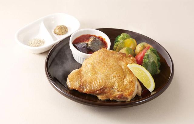 【ジョナサン】阿波尾鶏のイタリアングリルs