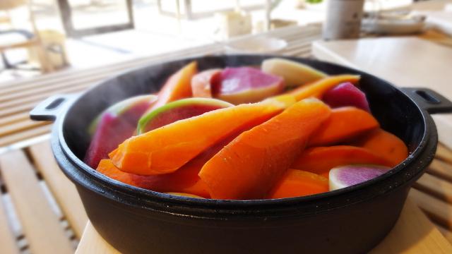 スノーピーク野菜