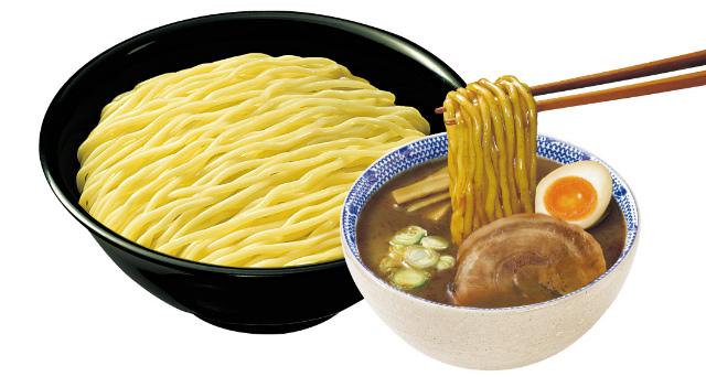 日清ラ王 つけ麺 濃厚魚介醤油 イメージ画像