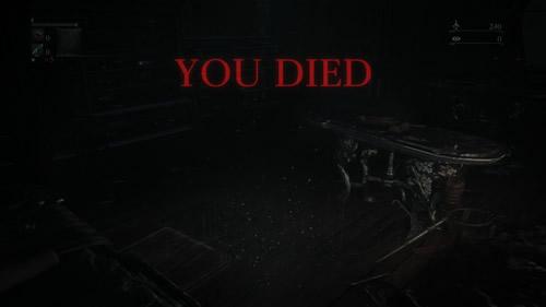 ギャーーー死んだ