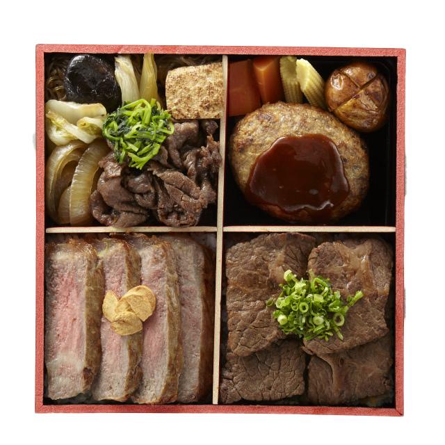 キッチンスギモト「肉満開弁当」