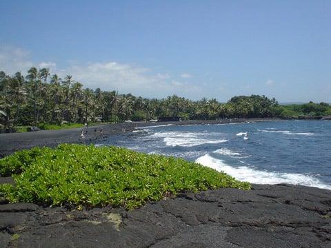 ビーチ2位_ハワイ島